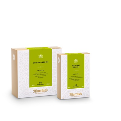 Spring Green Leaf Tea Bags