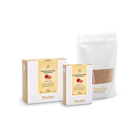 Pomegranate Rooibos Tea Bags