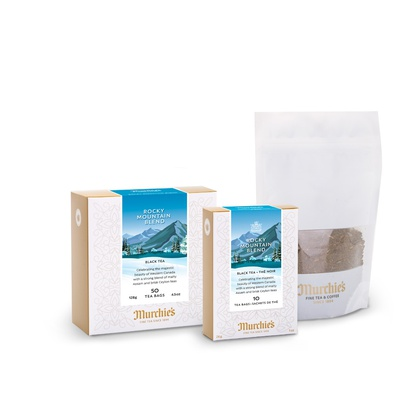 Rocky Mountain Tea Bags