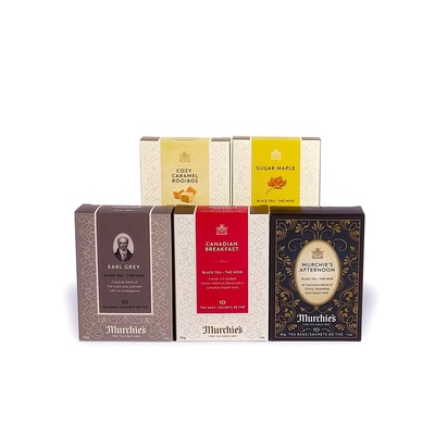 Top Selling Tea Bag Samplers