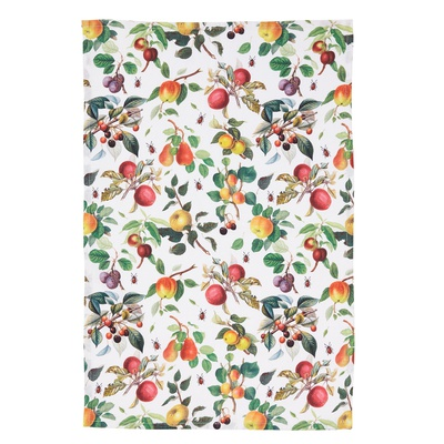 Fruits Cotton Tea Towel by Ulster Weavers