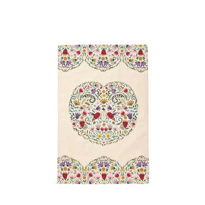 Melody Cotton Tea Towel by Ulster Weavers